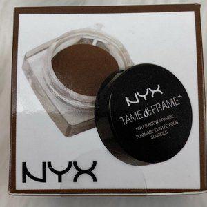 4/$20 NYX Tame & Frame Tint Brow Pomade Chocolate